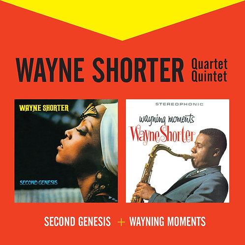 WAYNE SHORTER CD Second Genesis + Wayning Moments (Bonus Tracks)