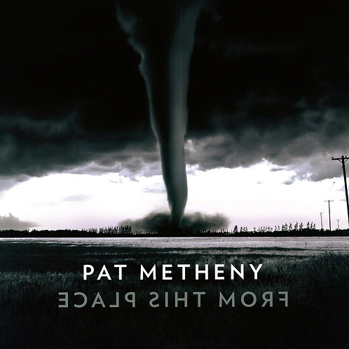 PAT METHENY 2xLP From This Place