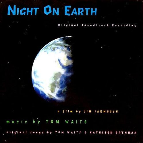TOM WAITS LP Night On Earth Original Soundtrack