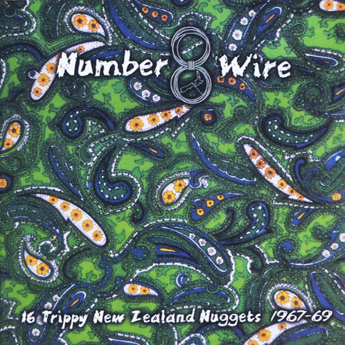 VARIOUS LP Number 8 Wire: 16 Trippy New Zealand Nuggets 1967-69