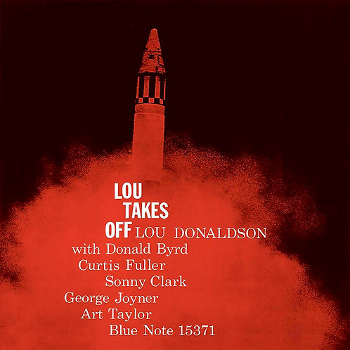 LOU DONALDSON CD Lou Takes Off (RVG Remasters)