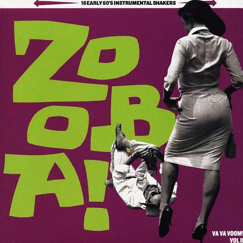 VARIOUS LP Zooba! (Va Va Voom! Vol II)