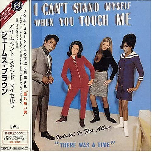 JAMES BROWN CD I Can't Stand Myself When You Touch Me (Japan Paper mini-lp)