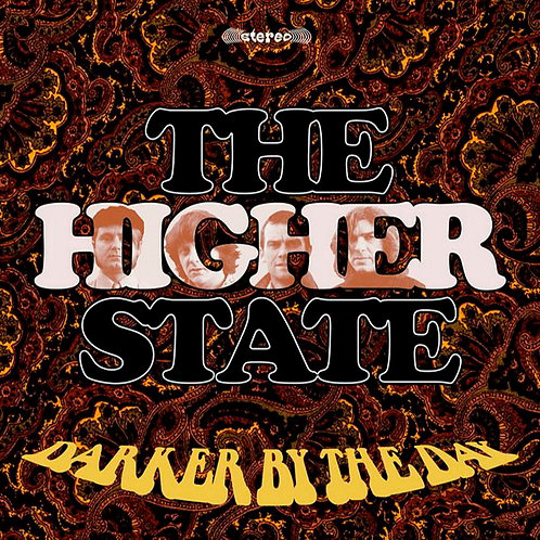 THE HIGHER STATE LP Darker By The Day
