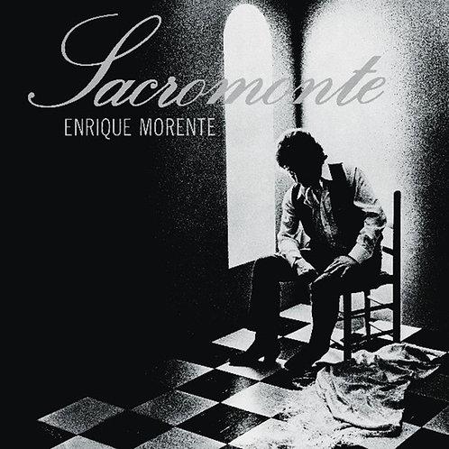 ENRIQUE MORENTE LP Sacromonte