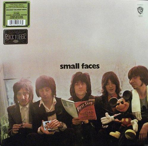 THE FACES LP First Step (Orange Coloured Vinyl)