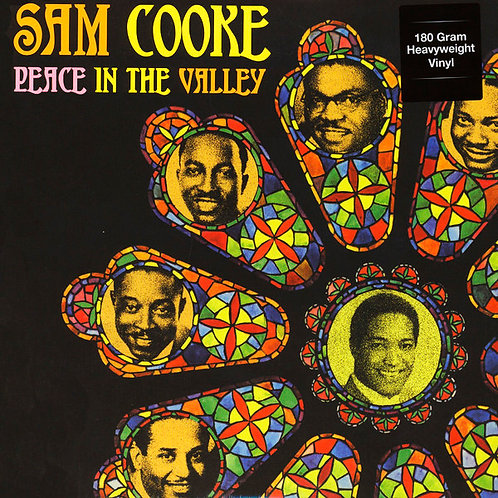 SAM COOKE LP Peace In The Valley