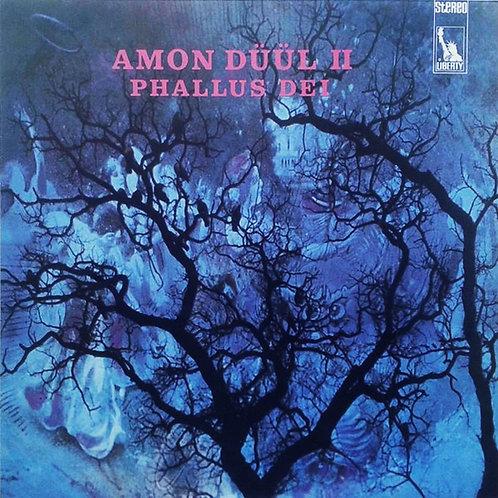 AMON DÜÜL II LP Phallus Dei