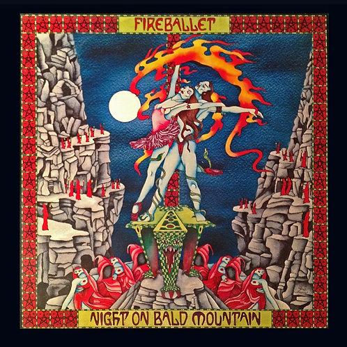 FIREBALLET CD Night On Bald Mountain