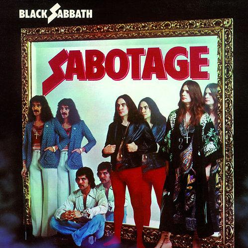 BLACK SABBATH LP Sabotage
