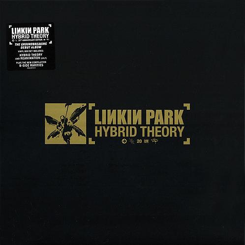 LINKIN PARK 4xLP BOX SET Hybrid Theory (20th Anniversary Edition)