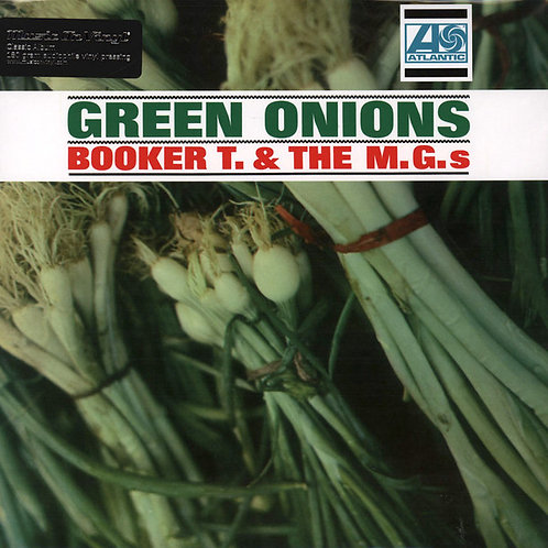BOOKER T. & THE M.G.s LP Green Onions (180 gram audiophile vinyl)