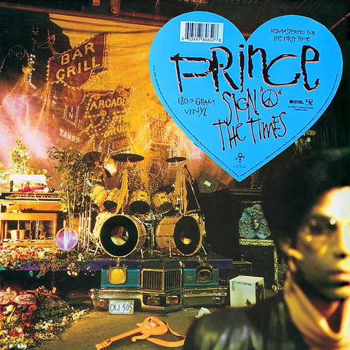 """PRINCE 2xLP Sign """"O"""" The Times (Remastered)"""