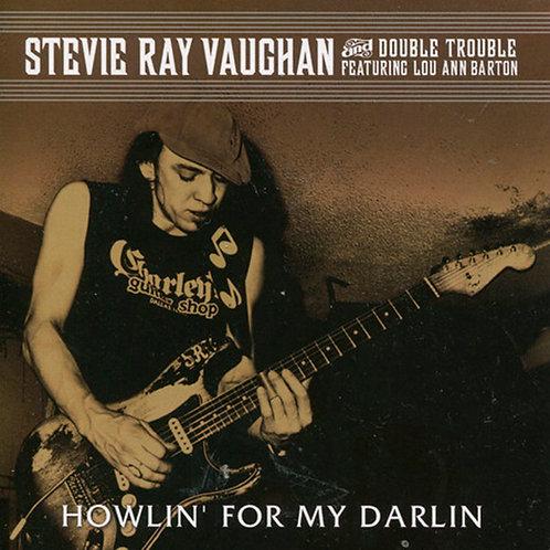 STEVIE RAY VAUGHAN CD Howlin' For My Darlin