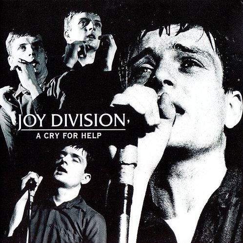 JOY DIVISION CD A Cry For Help (Digipack)