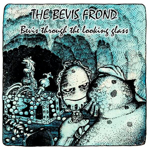 THE BEVIS FROND CD Bevis Through The Looking Glass