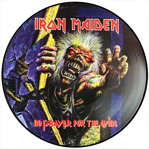 IRON MAIDEN LP No Prayer For The Dying (Picture Disc)