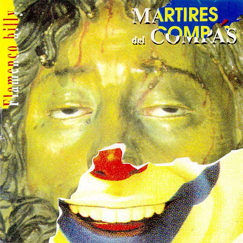 MARTIRES DEL COMPAS LP Flamenco Billy