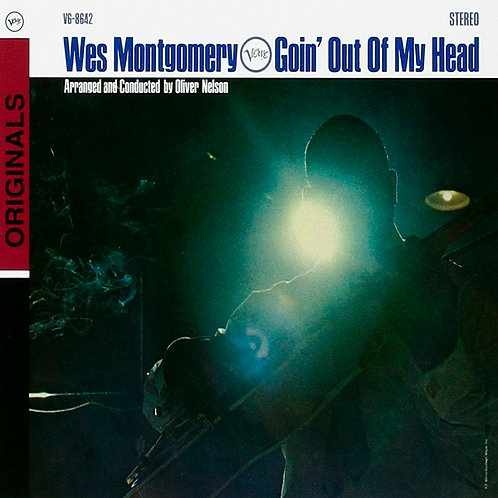 WES MONTGOMERY CD Goin' Out Of My Head