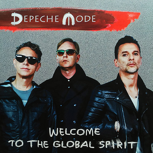 DEPECHE MODE CD Welcome To The Global Spirit