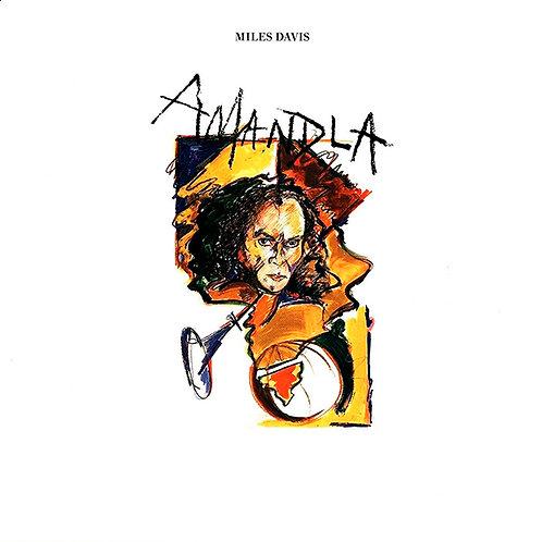 MILES DAVIS LP Amandla (180 Gram)