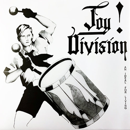 """JOY DIVISION 7"""" EP An Ideal For Living"""