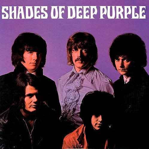 DEEP PURPLE LP Shades Of Deep Purple