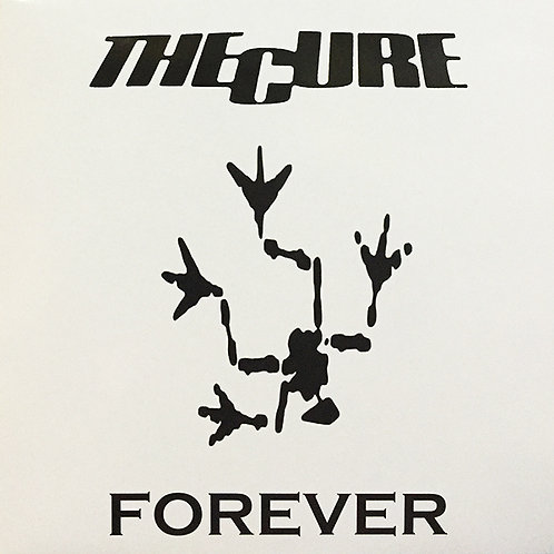 THE CURE LP Forever (Demos & Unreleased '80 - '83)