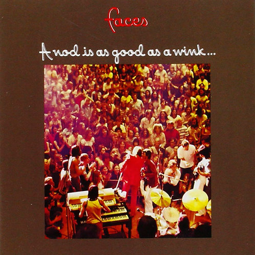 FACES CD A Nod Is As Good As A Wink (Remastered)