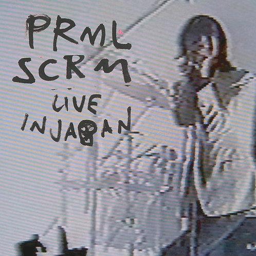PRIMAL SCREAM 2XLP Live In Japan