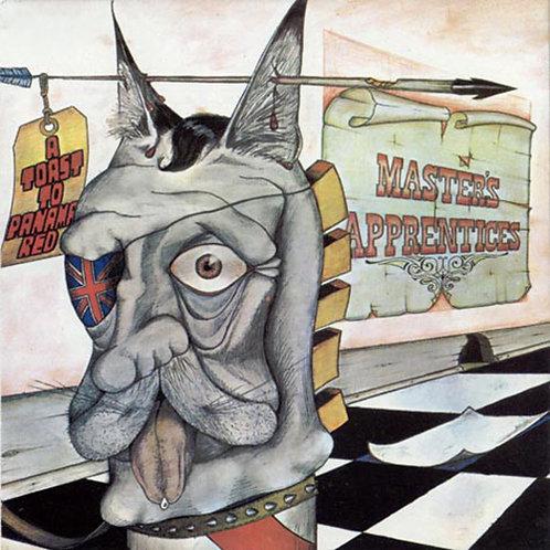 MASTER'S APPRENTICES LP A Toast To Panama Red + 2 Bonus Tracks