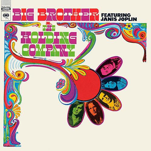 JANIS JOPLIN LP Big Brother & The Holding Company