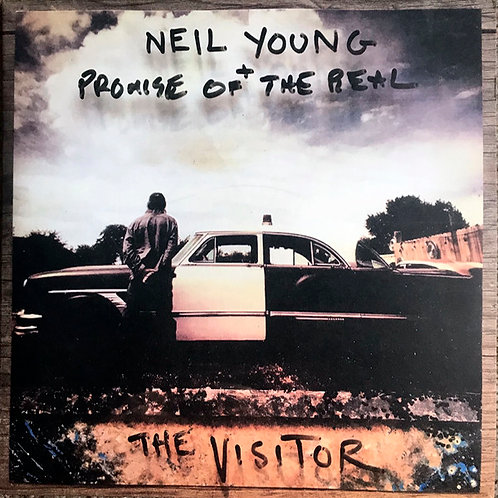 NEIL YOUNG + PROMISE OF THE REAL 2xLP The Visitor