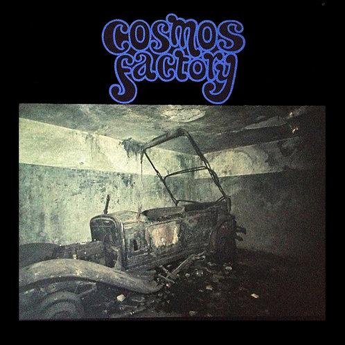 COSMOS FACTORY LP An Old Castle Of Transylvania (Gatefold Cover) Japanese Prog