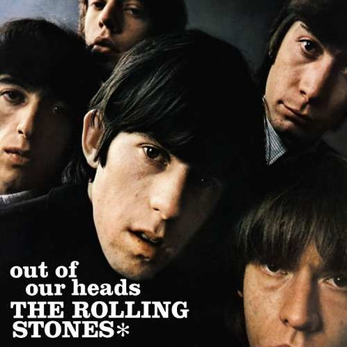 ROLLING STONES CD Out Of Our Heads US (DSD Remastered)