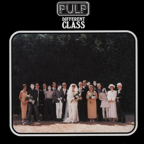 PULP LP Different Class (Blue Coloured Vinyl)