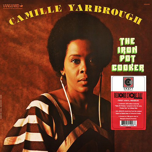 CAMILLE YARBROUGH LP The Iron Pot Cooker (RSD Drops October)