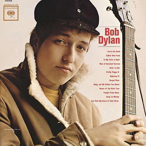 BOB DYLAN LP Bob Dylan (180 grams Mono Remaster)