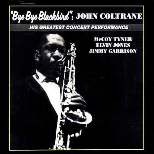 JOHN COLTRANE CD Bye Bye Blackbird (Digipack)