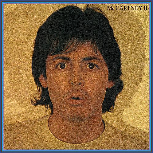 PAUL McCARTNEY CD McCartney II (Vinyl Replica)