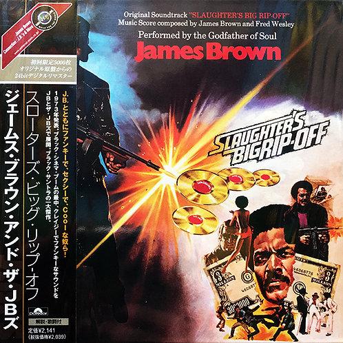 JAMES BROWN CD Slaughter's Big Rip-Off (Japan Paper sleeve mini-lp)