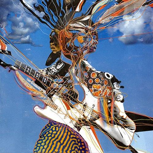 JIMI HENDRIX 2xCD The Rainbow Bridge Concert 1970
