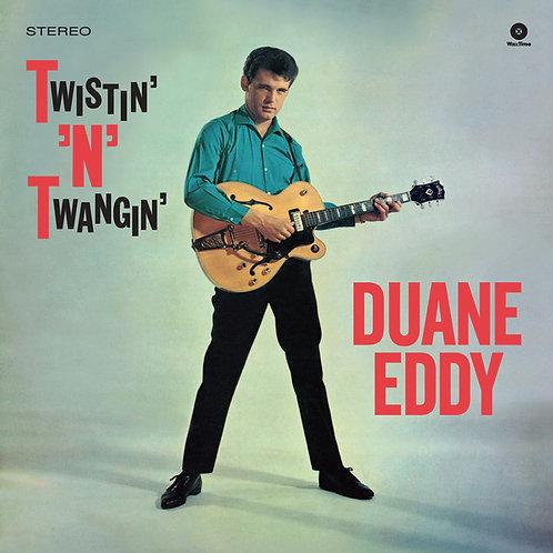 DUANE EDDY LP Twistin' 'N' Twangin' + 2 Bonus Tracks