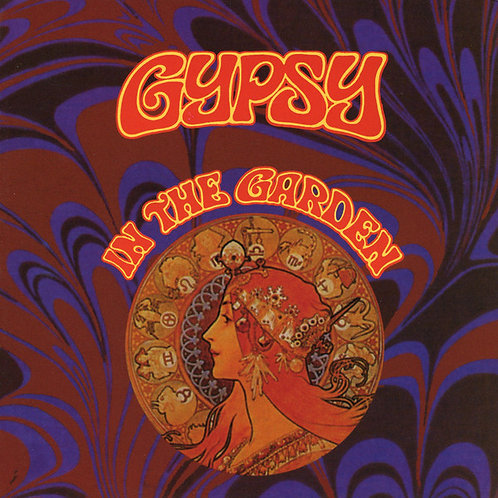 GYPSY CD In The Garden
