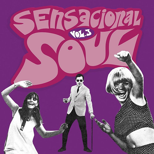 VARIOUS 2xCD Sensacional Soul Vol 3 (Spanish Soul Stompers 1966/1976)