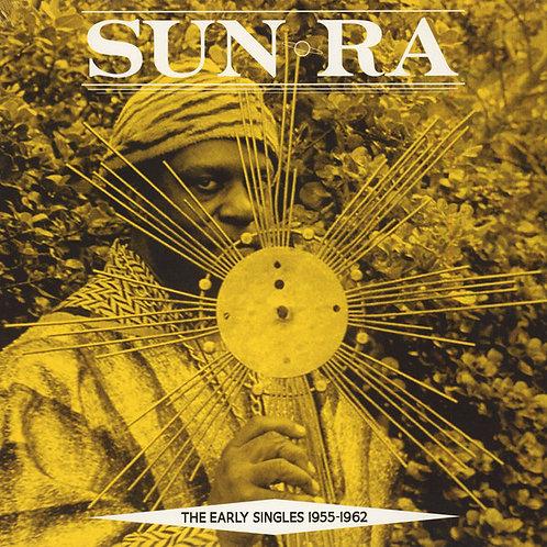 SUN RA 2xLP The Early Singles 1955-1962