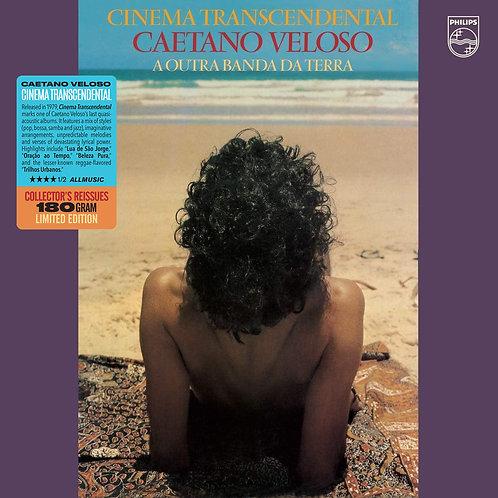 CAETANO VELOSO LP Cinema Transcendental