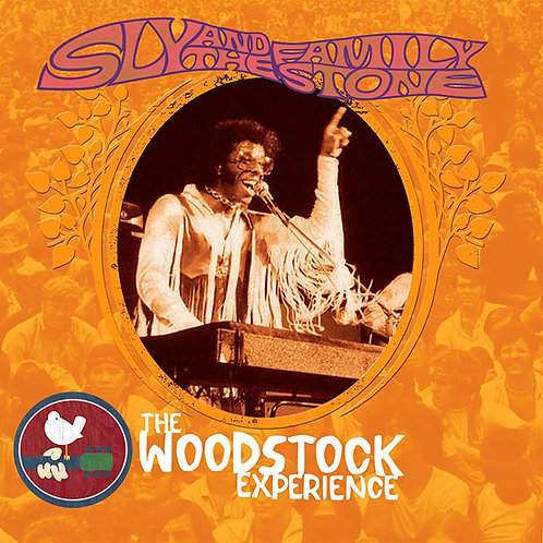 SLY AND THE FAMILY STONE 2xCD The Woodstock Experience