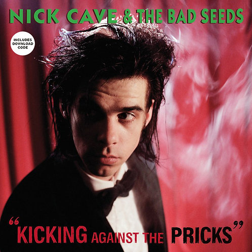 NICK CAVE LP Kicking Against The Pricks