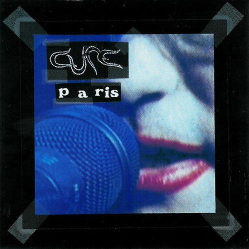 THE CURE CD Paris